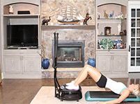 vibration training after pregnancy