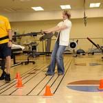 Vibration therapy machines for physical therapists