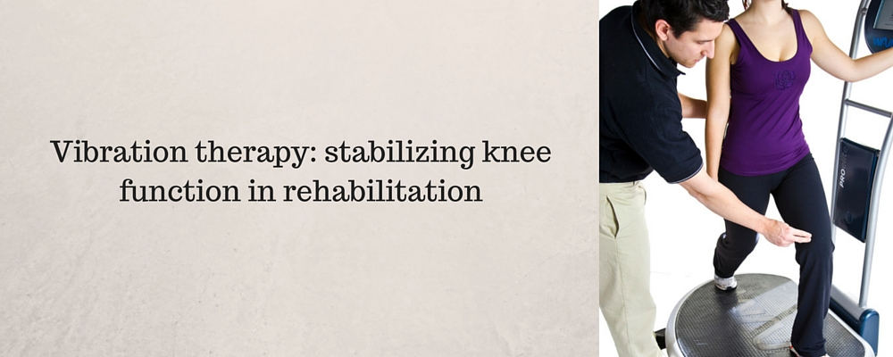 knee machine therapy